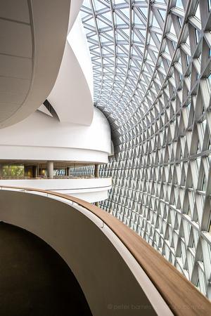 SAHMRI building, East Atrium.