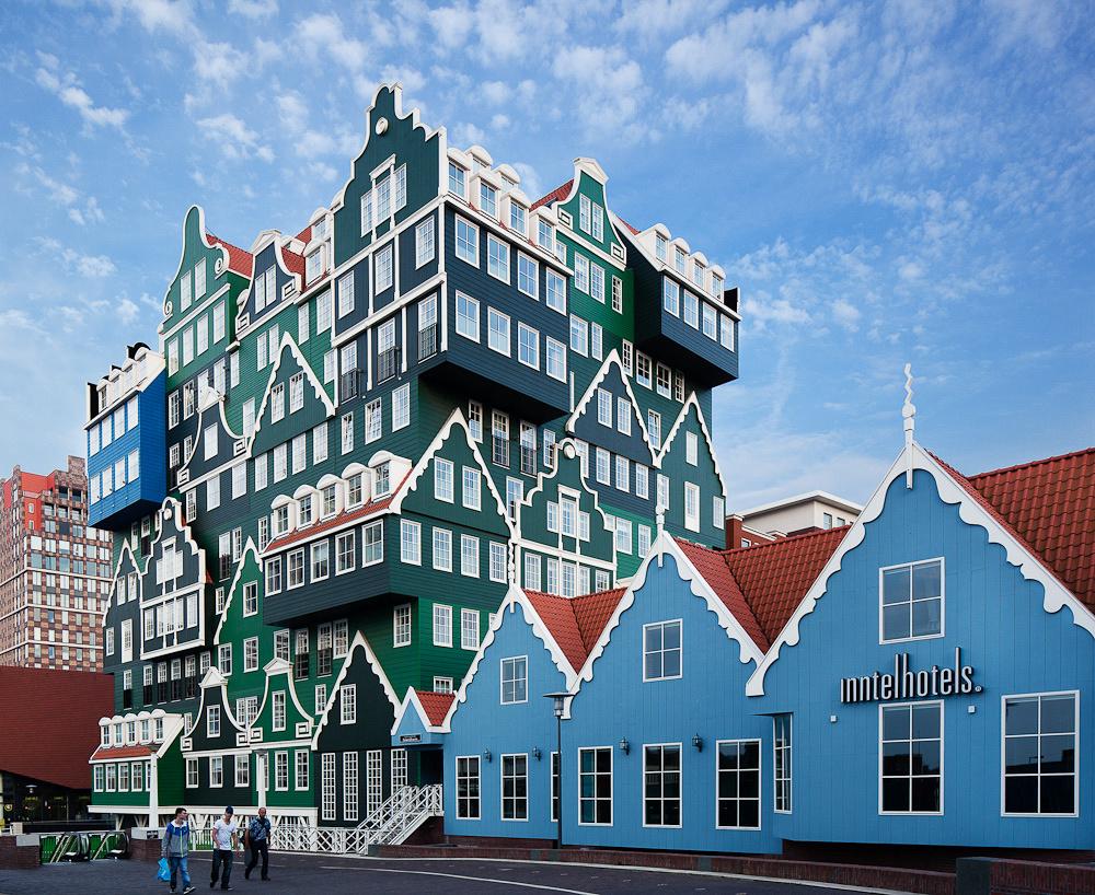Inntel Hotels Zaandam